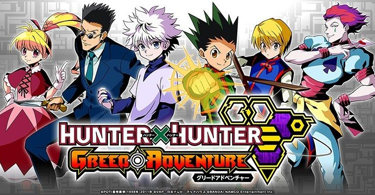 Game Adaptasi  Anime Hunter x Hunter Telah Memasuki Masa Open Beta