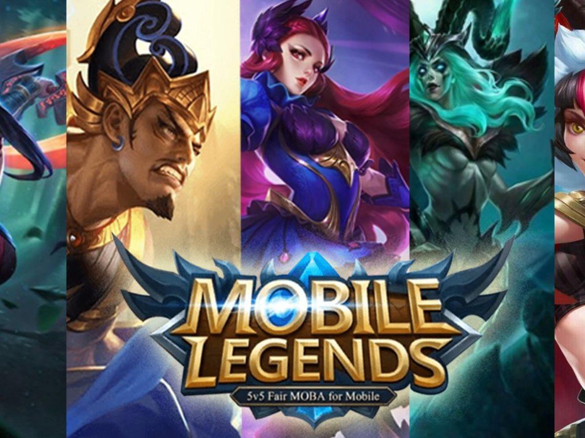 7 Hero Mobile Legend Paling Banyak Di Pick Tahun 2018