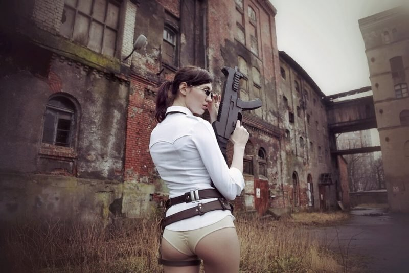 1366x768 Pubg Girl 1366x768 Resolution Hd 4k Wallpapers: [NSFW] Ini Dia 5 Cosplayer PUBG Yang Bakal Bikin Kamu