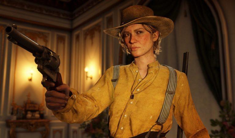 Rockstar Akan Representasikan Wanita Lebih Baik pada Red Dead Redemption 2