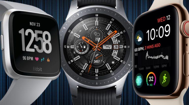 5 Smartwatch Terbaik di Tahun 2018!