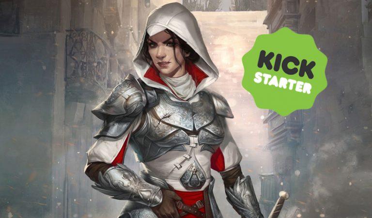 Assassin's Creed Versi Board Game Akan Segera Hadir, Tertarik?