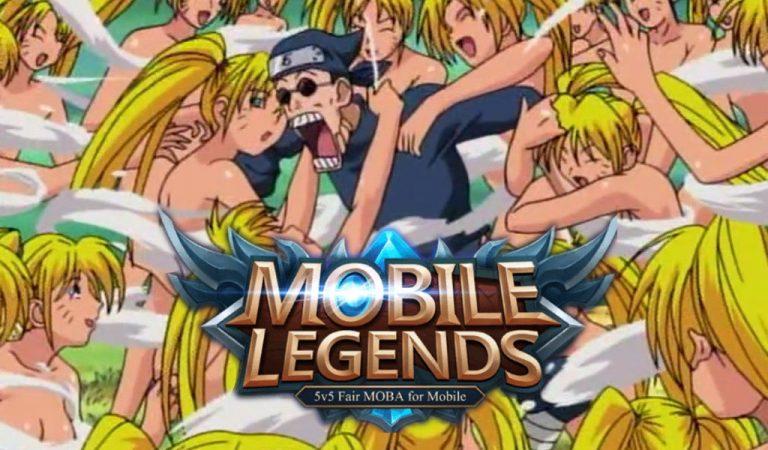 Seorang Fans Ciptakan Skin Mobile Legends Dengan Tema Naruto Untuk Layla!