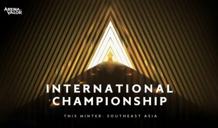 16 Tim dari 11 Negara Meriahkan AOV International Championship 2018