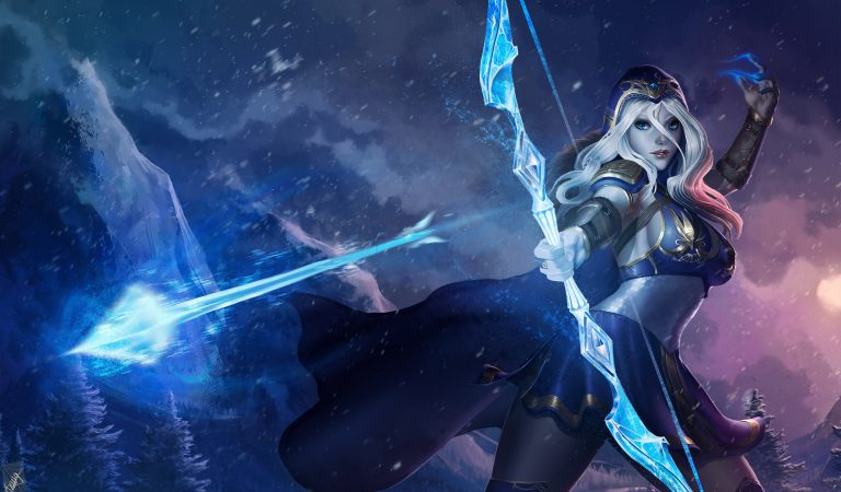 Marvel Umumkan Teaser Komik LEAGUE OF LEGENDS: ASHE: WARMOTHER SPECIAL EDITION # 1