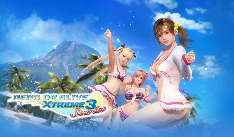 Dead or Alive Xtreme 3 Scarlet akan Disensor di PlayStation 4