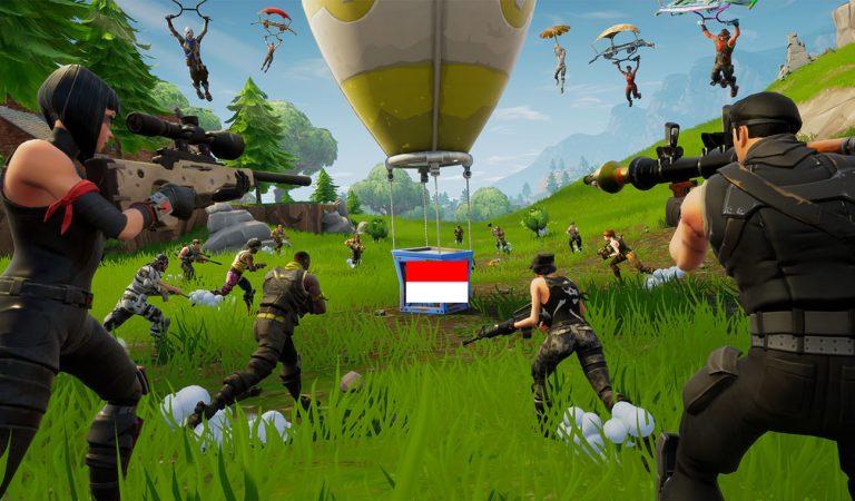 4 Langkah Yang Seharusnya Dilakukan Fortnite Battle Royale Untuk Bisa Sukses Di Indonesia