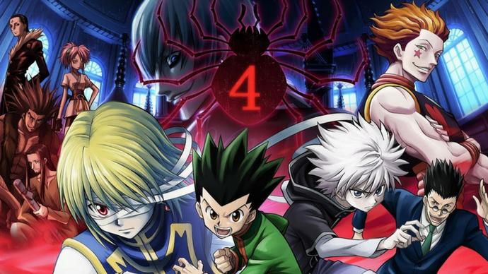 Game Hunter x Hunter Buatan Tencent Telah Memasuki Masa Open-Beta