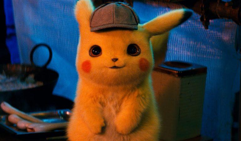 Trailer Perdana Detective Pikachu Terlihat Menjanjikan