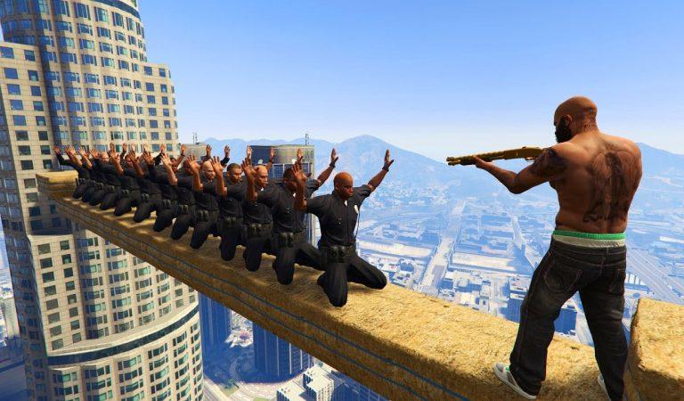 10 Game Dimana Kamu Tahu Betul Bahwa Dirimu Adalah Penjahat