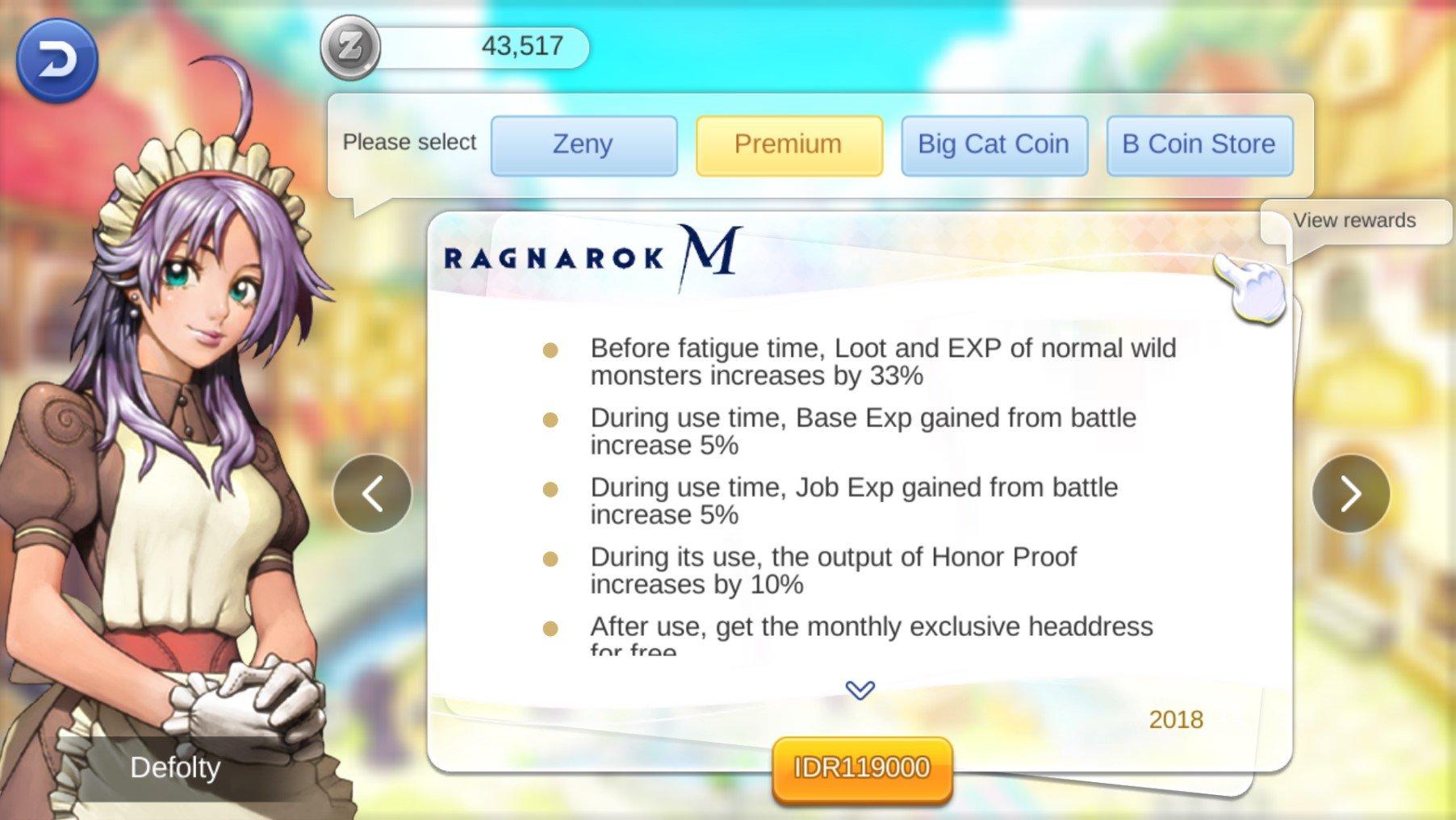 7 Alasan Kenapa Ragnarok M Eternal Love Kurang Layak ada di Smartphonemu