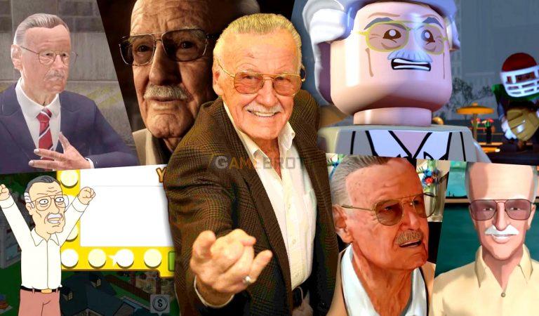 12 Cameo Stan Lee Sepanjang Sejarah Video Game Marvel