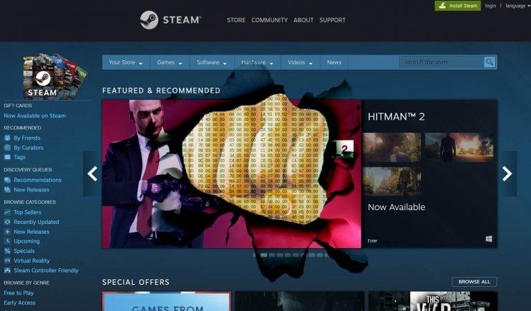 Pria ini Dapatkan Hadiah $20,000 Setelah Temukan Bug Fatal pada Keamanan Steam