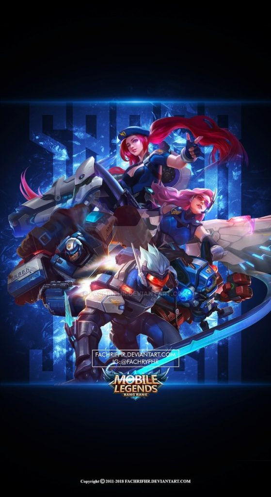 Download 4800 Koleksi Wallpaper 3d Mobile Legends Gratis