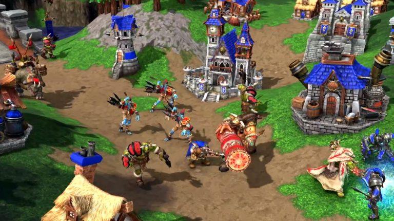 Berikut Penampakan Gameplay 50 Menit Remake WarCraft III, Reforged ...