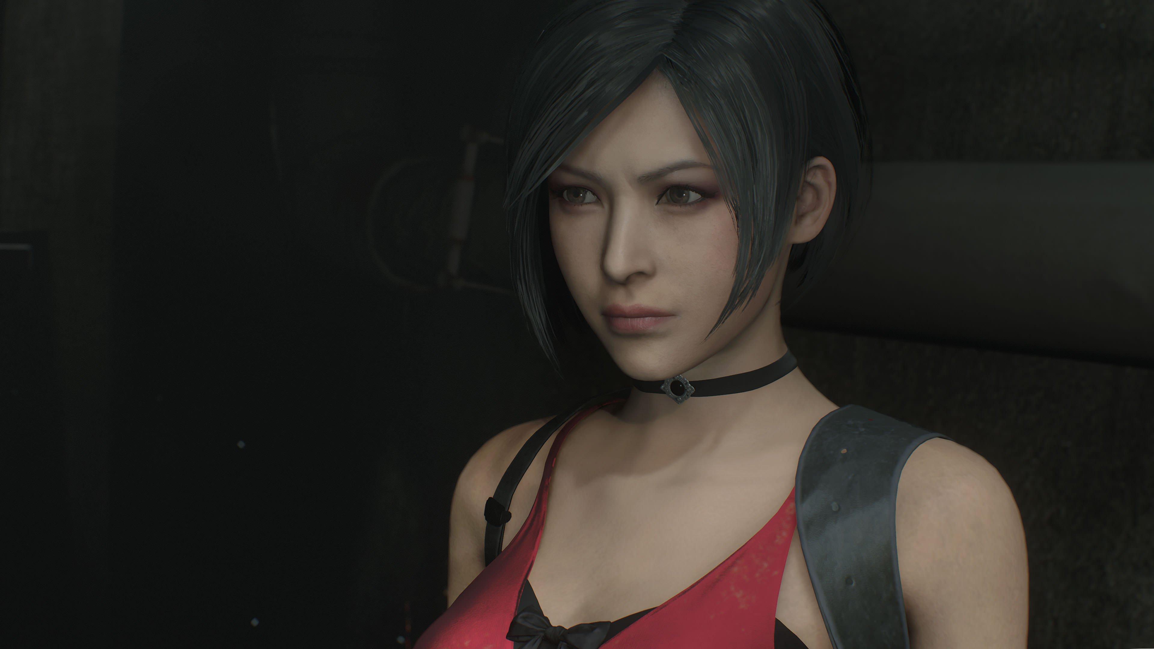 Pubg Trenchcoat Girl 4k Hd Games 4k Wallpapers Images: Resident Evil 2 Remake Perlihatkan Tampilan Ada Wong Yang