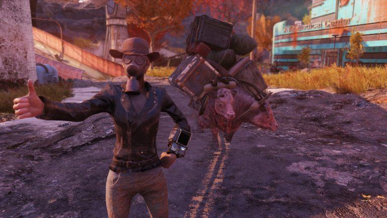 Bethesda Dilaporkan Ban Massal Pengguna Mod di Fallout 76