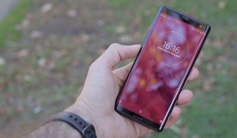 Bocoran Desain Sony Xperia XZ4 Muncul dengan tambahan tampilan Baru