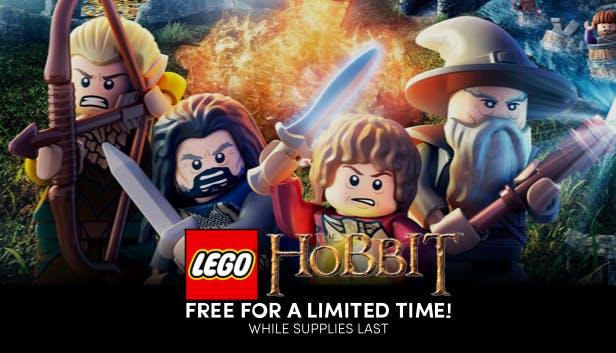 Lego: The Hobbit Kini Digratiskan dalam Waktu Terbatas