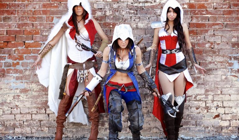 "30 Foto Cosplay Assassin's Creed Female Version Paling ""Menyegarkan"""