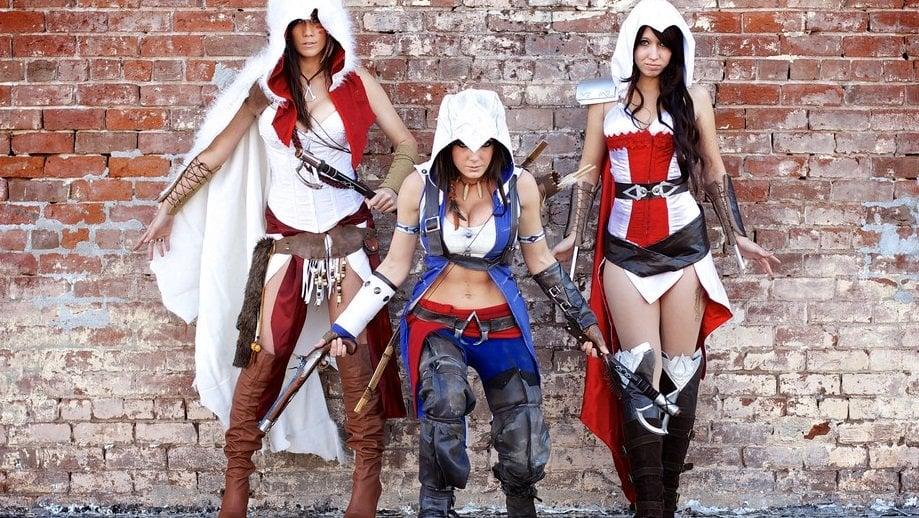 Cosplay Assassin S Creed Odyssey Yang Bisa Bikin Templar Merinding