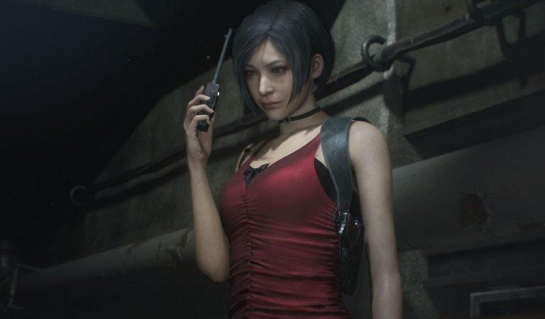 Simak Aksi Ada Wong Muda Dalam Gameplay Terbaru Resident Evil 2 Remake