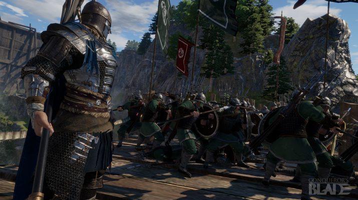 Conqueror's Blade – MMO dengan Tema Medieval Bisa Dimainkan Akhir Pekan Ini!