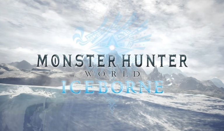 Monster Hunter: World Siapkan DLC Berupa Ekspansi Besar Bernama Iceborne
