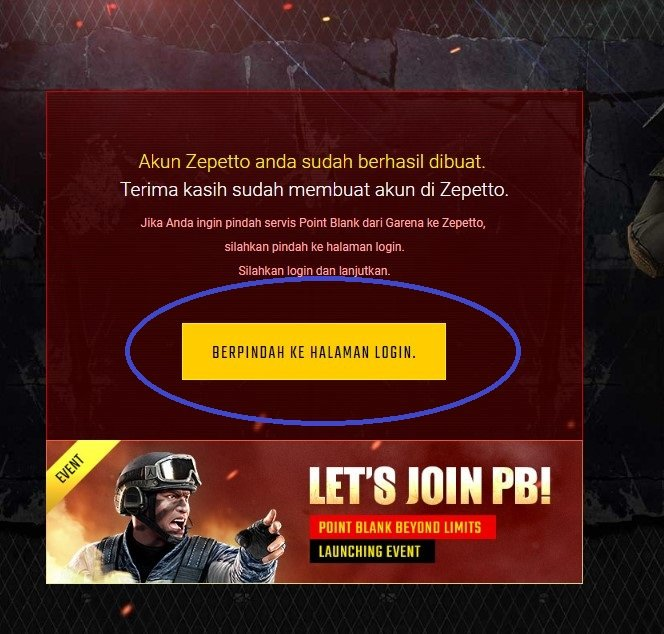Cara Transfer Akun Pb Garena Ke Akun Pb Zepetto Gamebrott Com
