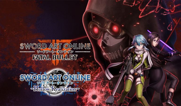 Sword Art Online: Hollow Realization dan Fatal Bullet akan Segera Sambangi Switch