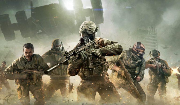 Call of Duty Versi Mobile Buatan Tencent Telah Resmi Dirilis!