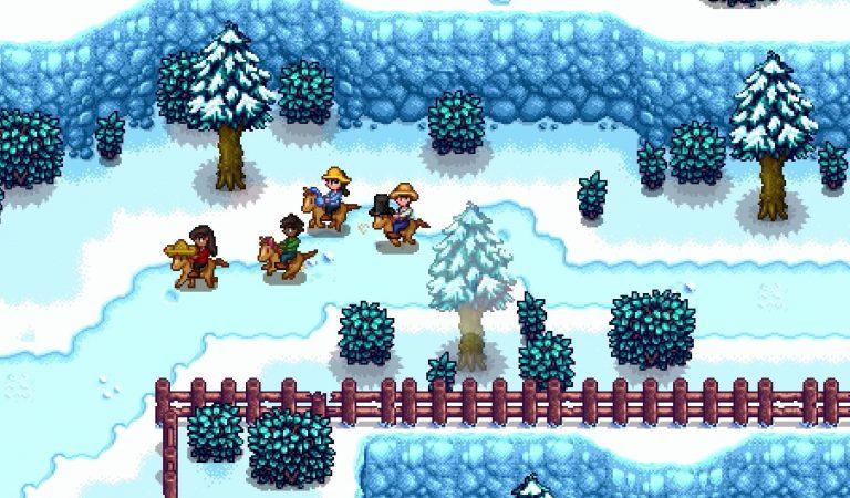 Stardew Valley Versi Nintendo Switch Sudah Bisa Mainkan Mode Multiplayer