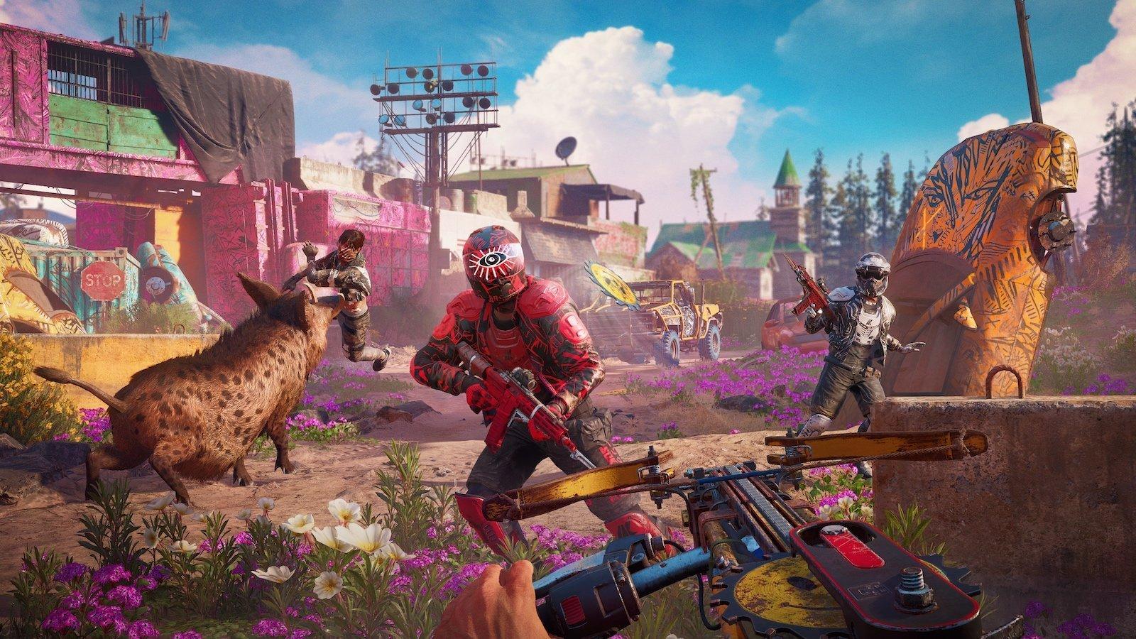 Ubisoft Umumkan Far Cry New Dawn Lanjutan Cerita Dari Far Cry 5 Gamebrott Com