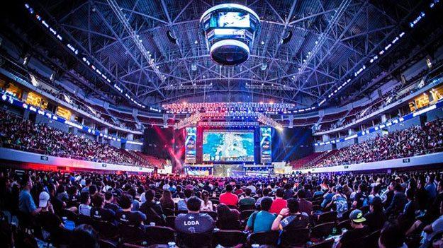 4 Turnamen Esports Besar Berdasarkan Total Jam yang telah Ditonton di Wilayah Barat