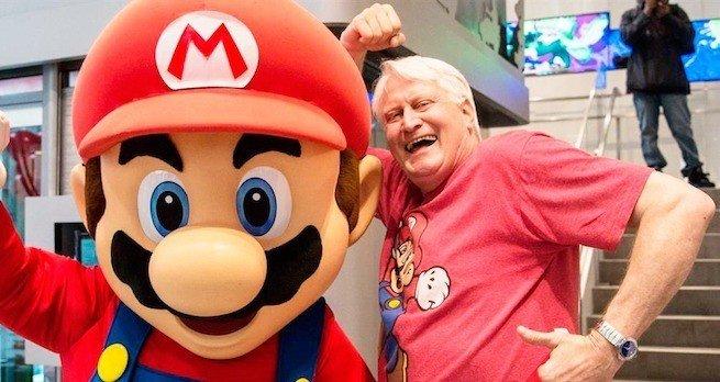 Pengisi Suara Mario Raih Rekor Dunia Guinness Setelah Suarai Karakter yang Sama dalam 100 Game