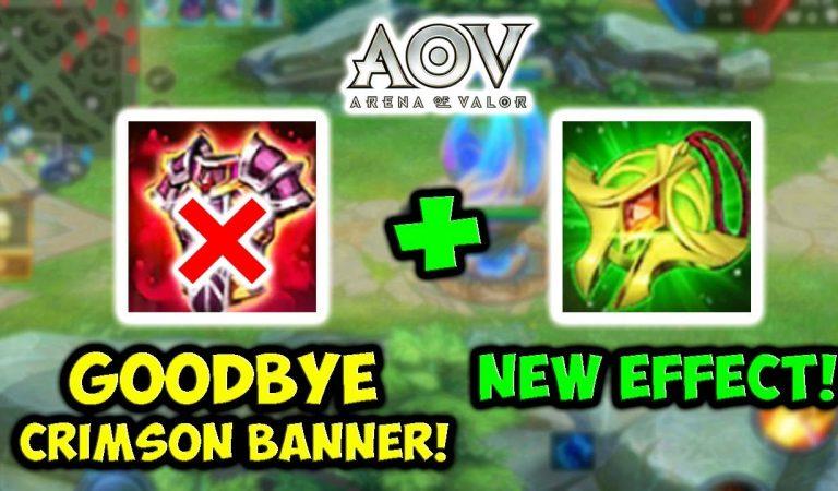 6 Item dirework, Good bye Crimson Banner! Apakah Amulet Longevity akan Laris?
