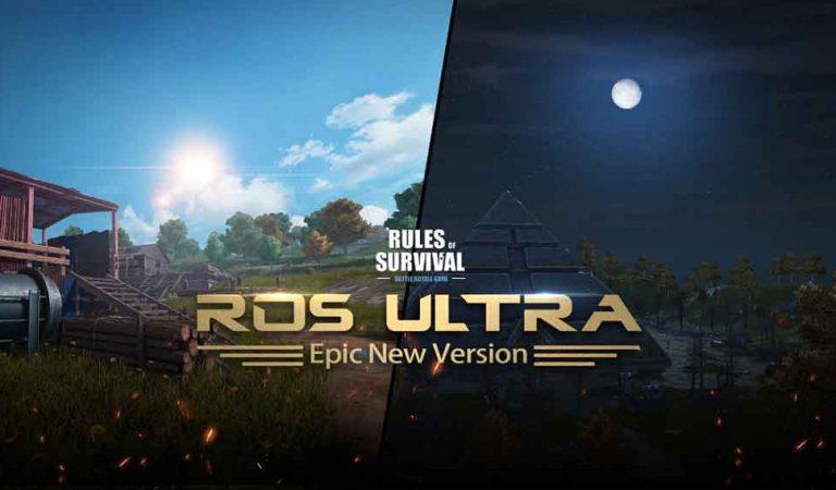 Update Terbaru Game Battle Royale Rules of Survival Hadirkan Perubahan Siklus Siang dan Malam!