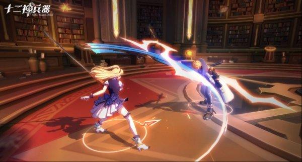 Mirip Honkai Impact 3, Twelve Weapon of God Siap Rilis Tahun ini