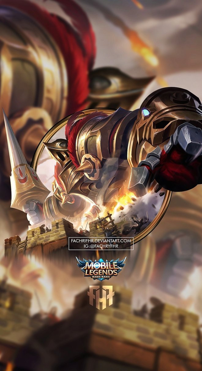 300 Wallpaper Mobile Legend Full Hd Untuk Hp Dan Komputermu Gamebrott Com