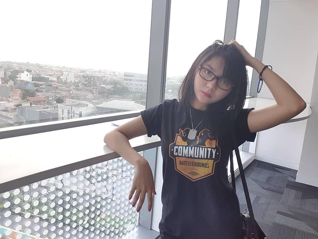 gamer tercantik asal indonesia