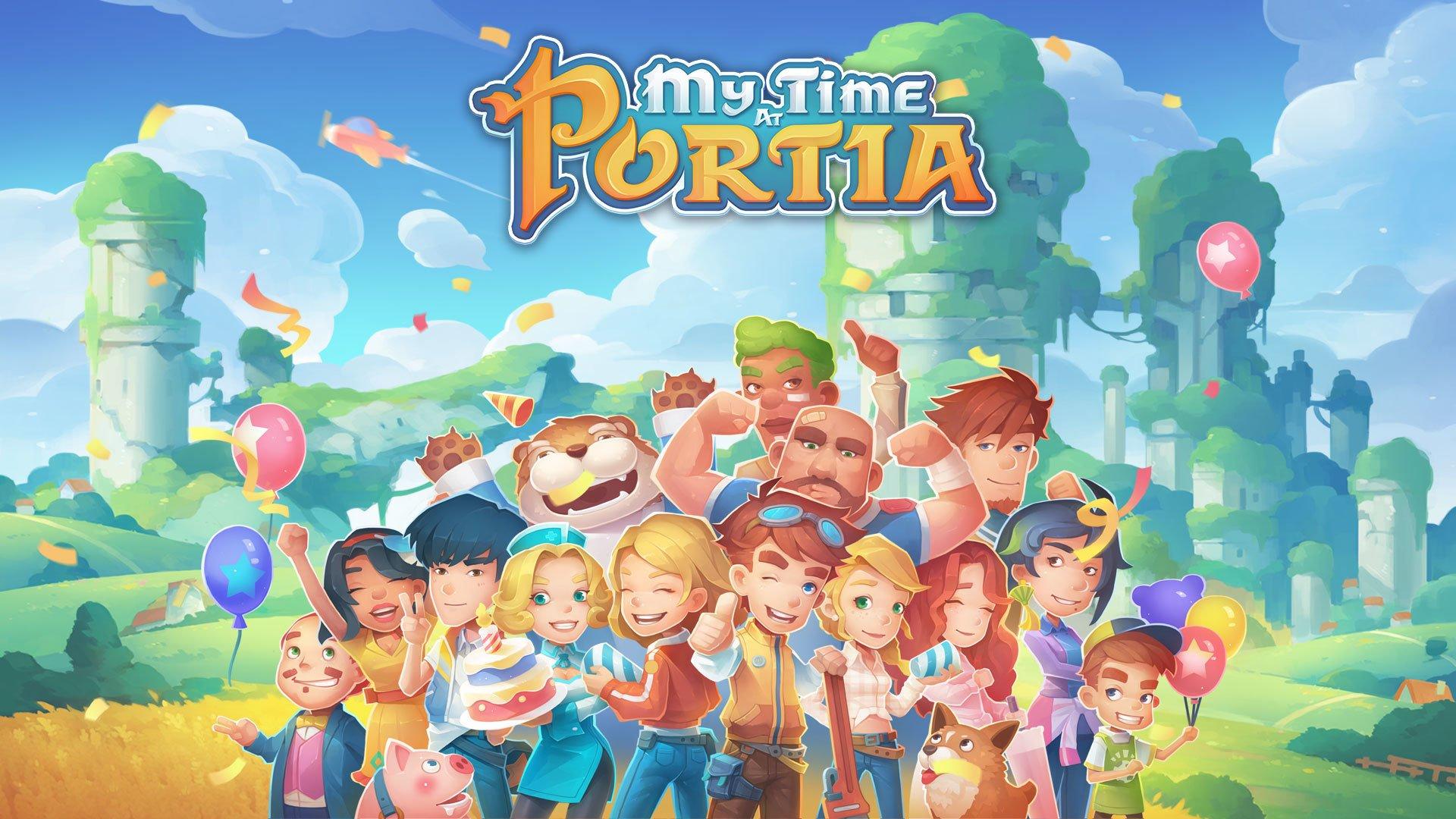 My Time At Portia Review Tak Sempurna Tapi Tetap Candu Gamebrott Com