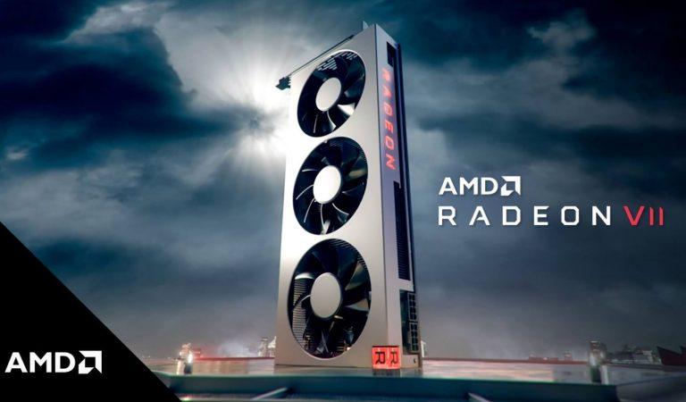 Siap Lawan RTX, AMD Akhirnya Perkenalkan Generasi Baru Radeon VII
