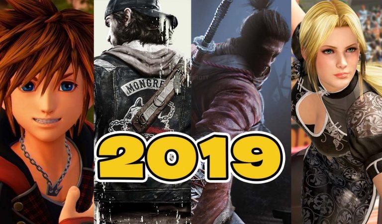 10 Game Offline yang Wajib Ditunggu di Tahun 2019