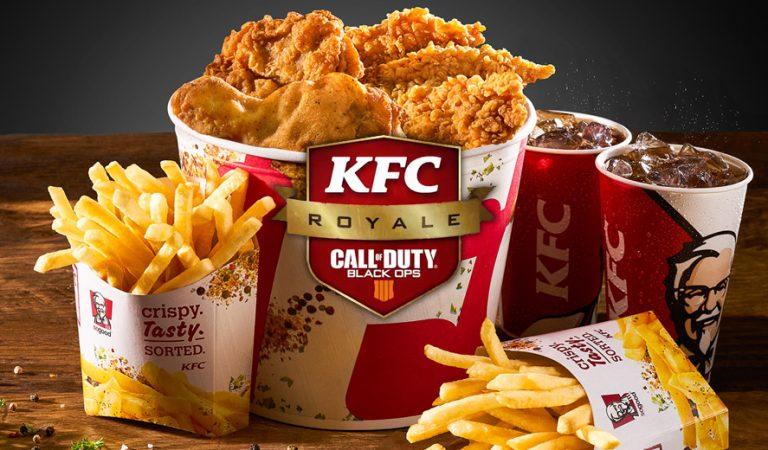 Adakan Turnamen Perdana, KFC Gaming Hadiahkan Kartu Legenda Gratis Makan di KFC Selamanya