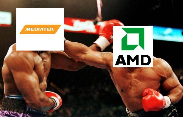 Melanggar Hak Cipta AMD Tuntut Mediatek Atas Patent APU Dan GPU