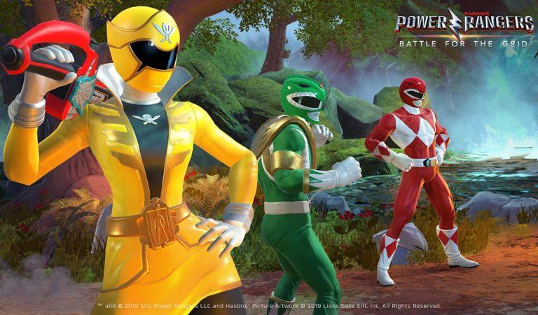 Power Rangers: Battle for the Grid Kemungkinan akan Dapatkan eSports