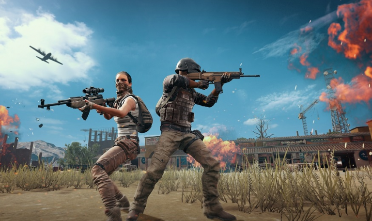7 Game Offline Android Battle Royale Terbaik yang bisa