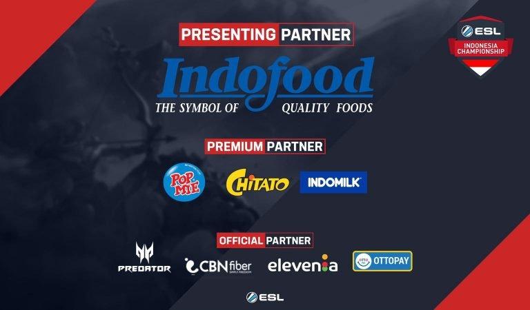 ESL Gandeng Perusahaan Makanan dan Minuman Terbesar di Indonesia untuk Turnamen ESL Indonesia Championship