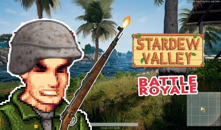 "Mod ""Battle Royale"" di Stardew Valley Siap Obrak Abrik Multiplayer"