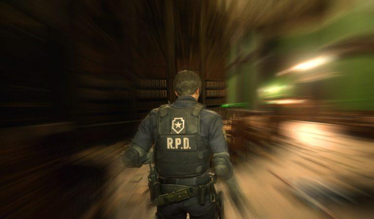 Ngebut! Gamer Ini Selesaikan Demo Resident Evil 2 Remake Kurang dari 3 Menit